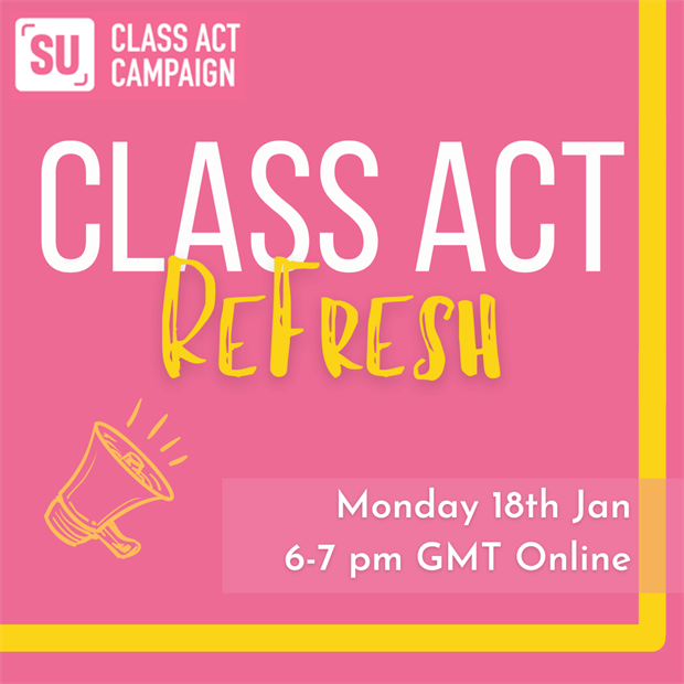 ReFreshers Drop In
