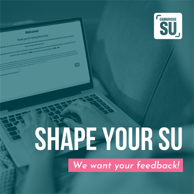 Shape your SU: We want your feedback