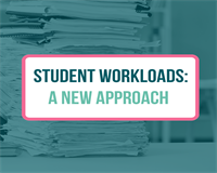 Student workloads: A new approach