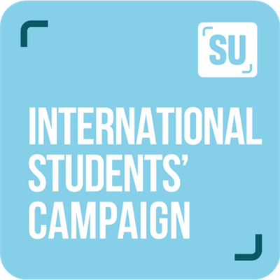 International Students' Campaign Logo