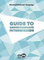 Guide to Undergraduate Intermission
