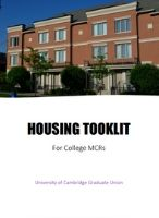 Housing Toolkit for College MCRs