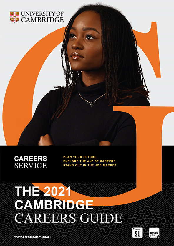 Cambridge Careers Guide 2021